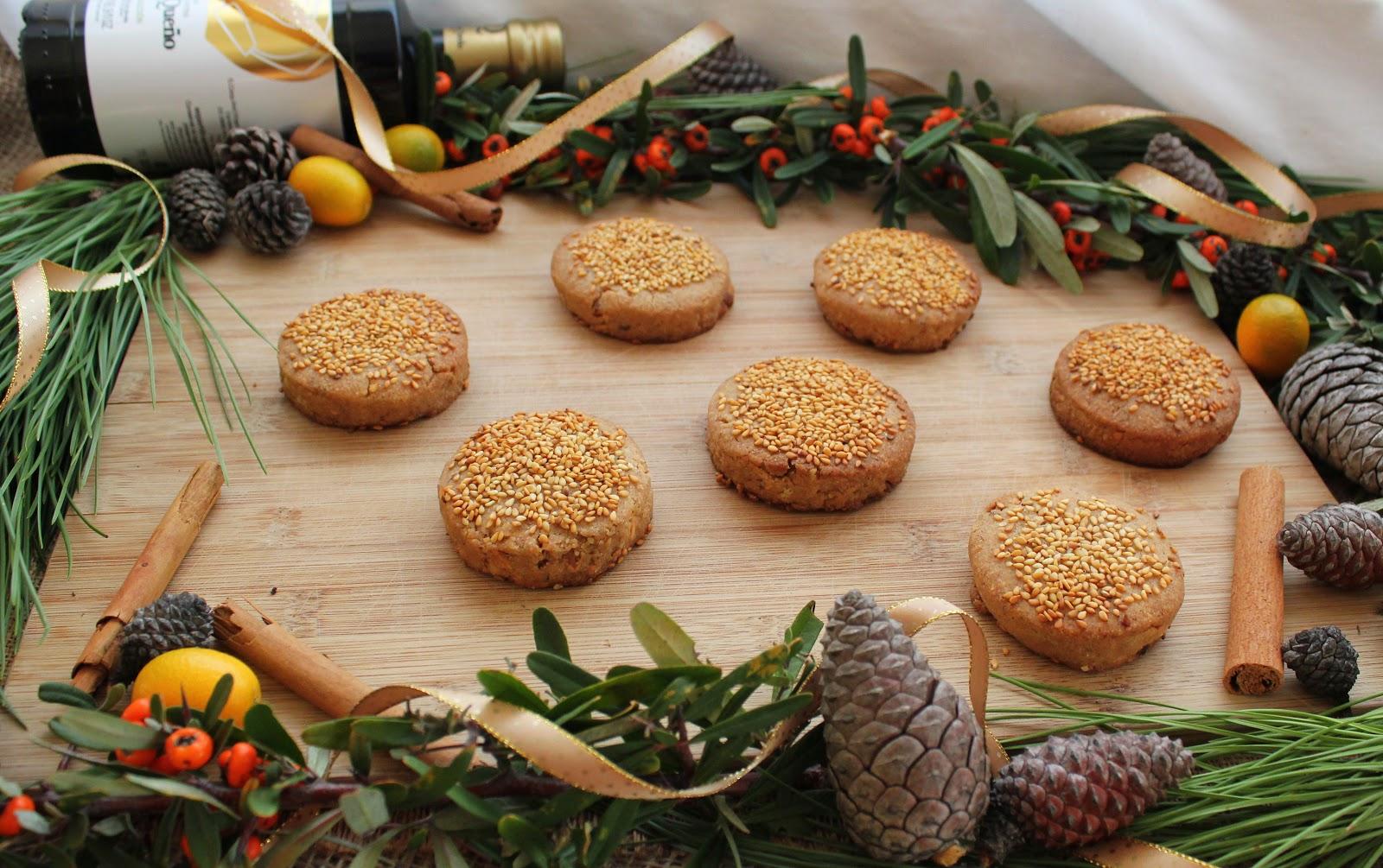 [recetas] Mantecados de Aceite de Oliva Virgen Extra. Cocinando con las chachas.