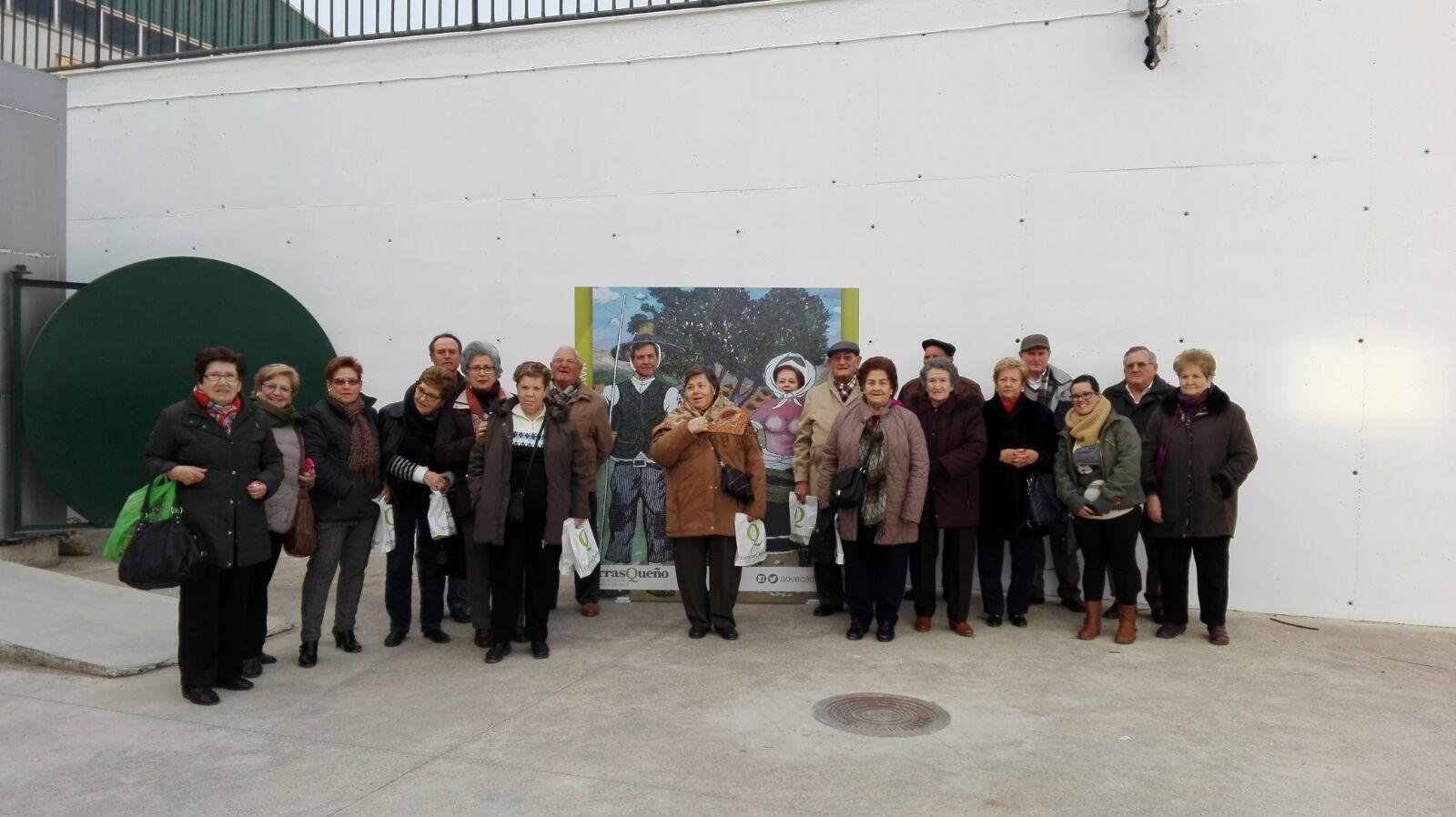 Ayer nos visitaron de Jaén, conocieron nuestra almazara y nuestro museo del aceite de oliva. #AOVE #OLEOTOUR