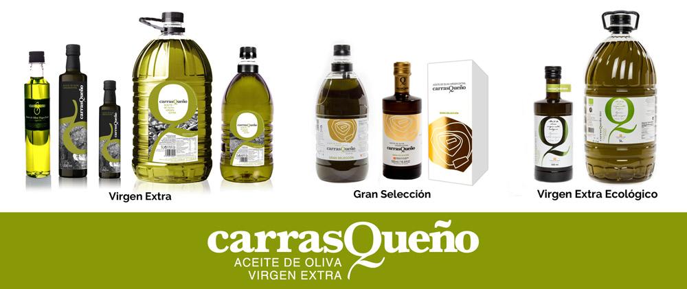 Conoce todos nuestros productos de Aceite de Oliva Virgen Extra